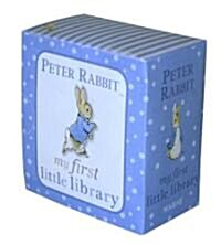 Peter Rabbit My First Little Library (Board Book)