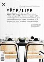 Fete Magazine (계간 호주판): 2017년 No.24