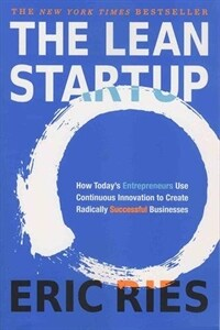 The Lean Startup (Paperback)