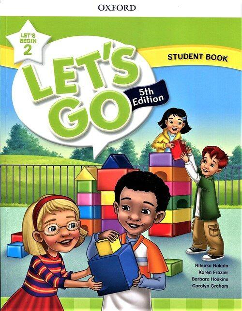 (5판)Lets Go Begin 2: Student Book (Paperback, 5th Edition)
