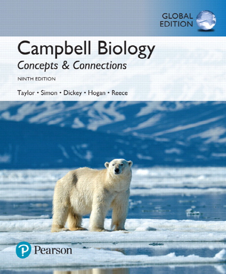 Campbell Biology: Concepts & Connections, Global Edition (Paperback, 9 ed)