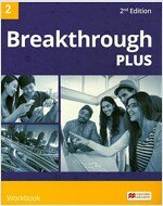 Breakthrough Plus 2nd Edition Level 2 Workbook Pack (Package)