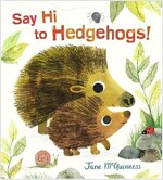 Say Hi to Hedgehogs! (Hardcover)