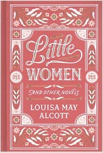 Little Women and Other Novels (Barnes & Noble Collectible Editions) (Hardcover)