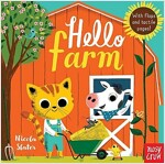 Hello Farm (Board Book)