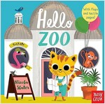 Hello Zoo (Board Book)
