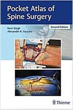 Pocket Atlas of Spine Surgery (Paperback, 2)