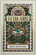 Tattoo Tarot : Ink & Intuition (Cards)
