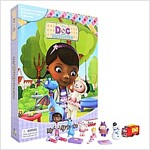 Disney Doc Mcstuffins My Busy Book (Board Book)
