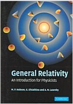 General Relativity : An Introduction for Physicists (Hardcover)
