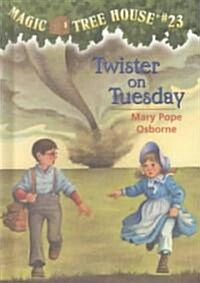 Twister on Tuesday (Library Binding)