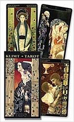 Golden Tarot of Klimt Cards (Other)