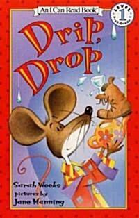 [중고] Drip, Drop (Paperback)