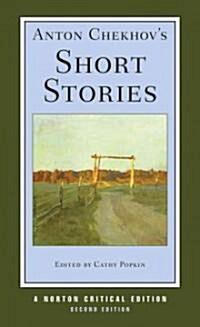 Anton Chekhovs Selected Stories (Paperback)