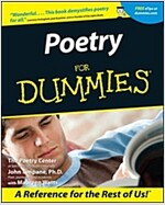 Poetry for Dummies (Paperback)