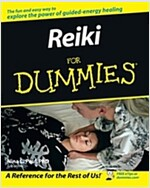 Reiki for Dummies (Paperback)