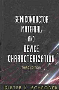 Semiconductor Material 3e (Hardcover, 3)