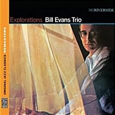 [수입] Bill Evans Trio - Explorations