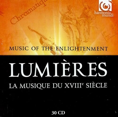[수입] 계몽주의 시대 18세기 음악 [29CD + 1CD-ROM] 한정반