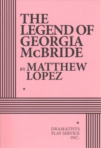 The Legend of Georgia Mcbride (Paperback)