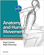 Anatomy and Human Movement : Structure and function (Paperback, 7 ed)