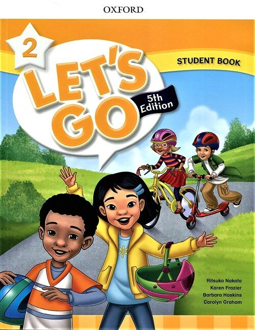 Lets Go 2 : Student Book (Paperback, 5th Edition)