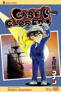 Case Closed, Volume 42 (Paperback)