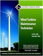 Wind Turbine Maintenance Level 1 Volume 2 Trainee Guide (Paperback)