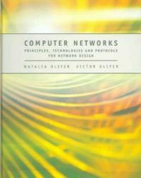 Computer networks : principles, technologies, and protocols for network design