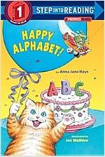 Happy Alphabet!: A Phonics Reader (Paperback)