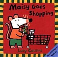 Maisy Goes Shopping (Paperback)