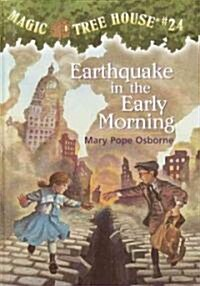 Earthquake in the Early Morning (Library Binding)
