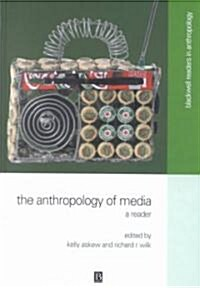 The Anthropology of Media : A Reader (Hardcover)