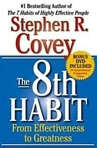 [중고] The 8th Habit: From Effectiveness to Greatness (Hardcover)