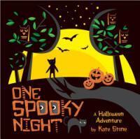 One Spooky Night: A Halloween Adventure (Paperback)