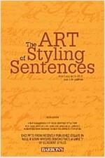 Art of Styling Sentences (Paperback, 5)
