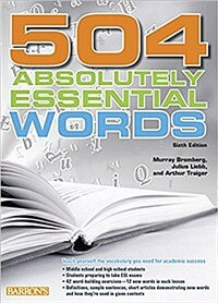 504 Absolutely Essential Words (Paperback, 6)