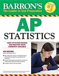 Barrons AP Statistics (Paperback, 6th)