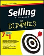 Selling All-In-One for Dummies (Paperback)