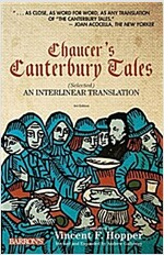 Chaucer's Canterbury Tales: Selected: An Interlinear Translation (Paperback, 3, Revised, Expand)