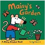 Maisy's Garden: A Sticker Book (Paperback)