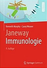 Janeway Immunologie (Hardcover, 9, 9. Aufl. 2018)