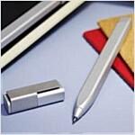 Moleskine Metal Rollerball Pen 05 Fine (Unbound)