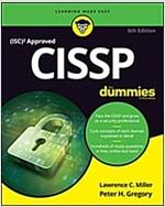 Cissp for Dummies (Paperback, 6)