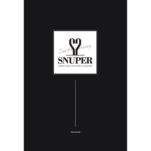 스누퍼 - SNUPER 2nd Anniversary Photobook [데뷔 2주년 기념 화보집]