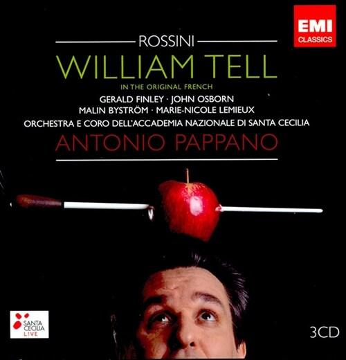 [수입] 로시니 : 윌리엄 텔 [3CD]