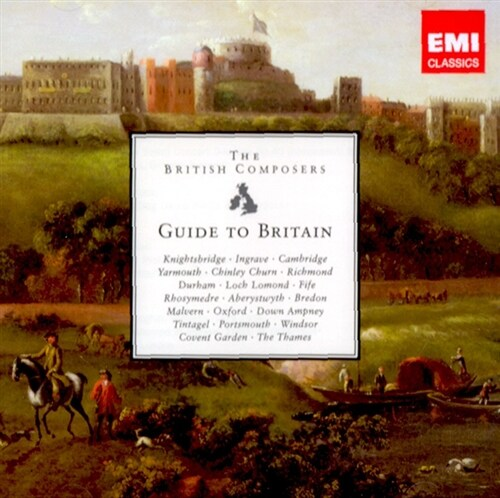 [수입] 영국 작곡가들의 작품 모음집 [2CD]