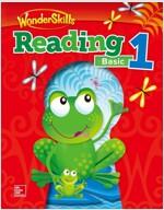 WonderSkills Reading Basic 1 (Paperback)