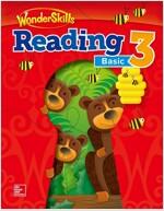 WonderSkills Reading Basic 3 (Paperback)