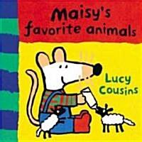Maisys Favorite Animals (Board Books)